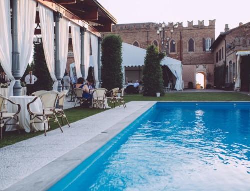 Matrimonio al Castello di Mornico – Pavia