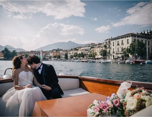 Matrimonio sul Lago // Isola del Garda